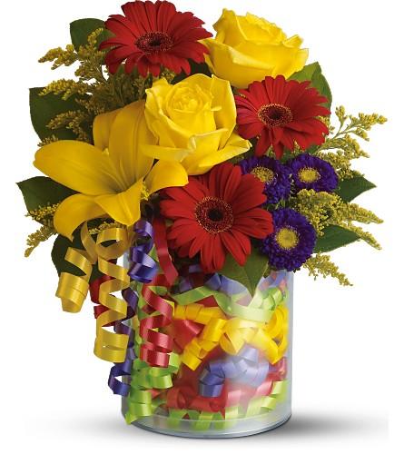 Canada flowers birthday ribbon flowers