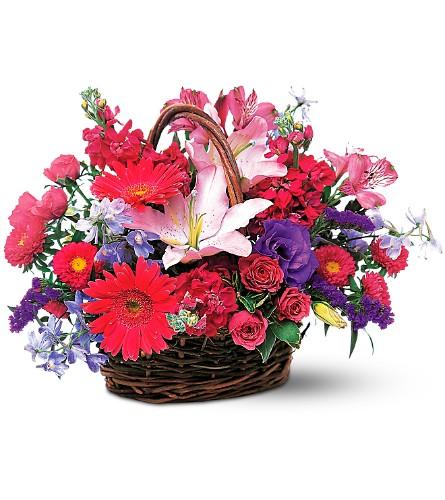 Canada flowers garden-style arrangement