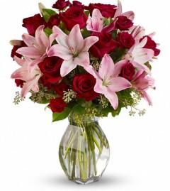 Canada flowers lavishly romantic