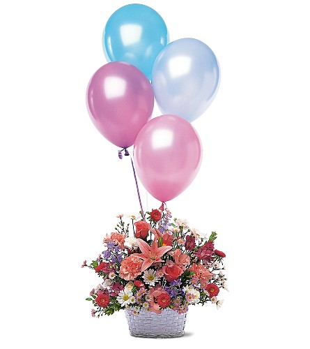"Canada flowers singing ""Happy Birthday"""